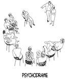 Psychothérapie individuelle en groupe